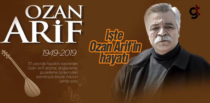Ozan Arif'in Hayatı