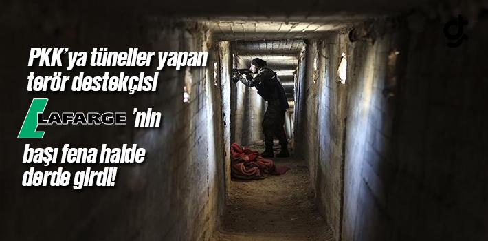 PKK ve IŞİD Terör Örgütleri Destekçisi Lafarge'nin Başı Dertte