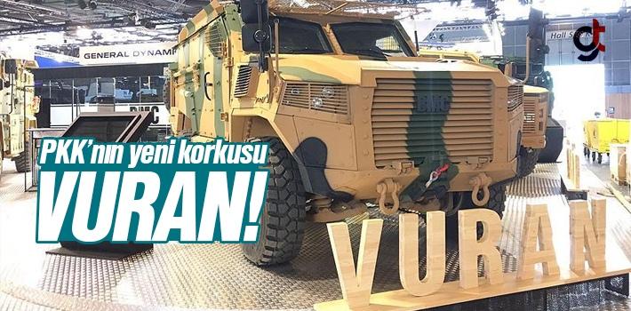 PKK'nın Yeni Korkusu Vuran!