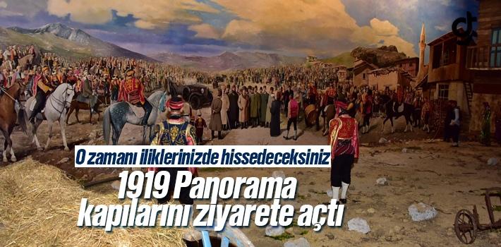 Samsun 1919 Panorama Ziyarete Açıldı, 1919 Panorama Müzesi Nerede?