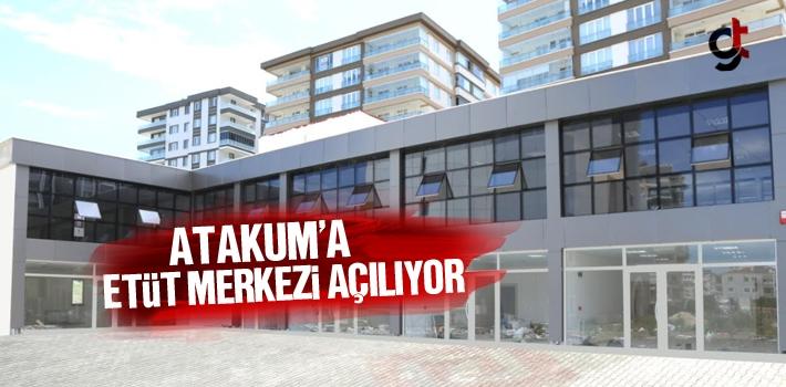 Samsun Haber: Atakum'a Etüt Merkezi Açılıyor