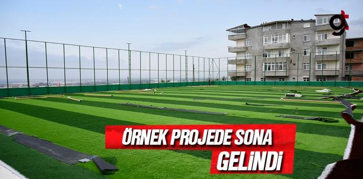 Samsun Haber: Tekkeköy'de Örnek Projede Sona Gelindi