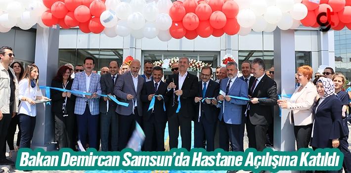 Samsun Ruh Sağlığı Hastanesi Açıldı Adresi Ve İletişim Bilgileri