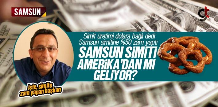 Samsun Simiti Amerika'dan Mı Geliyor?