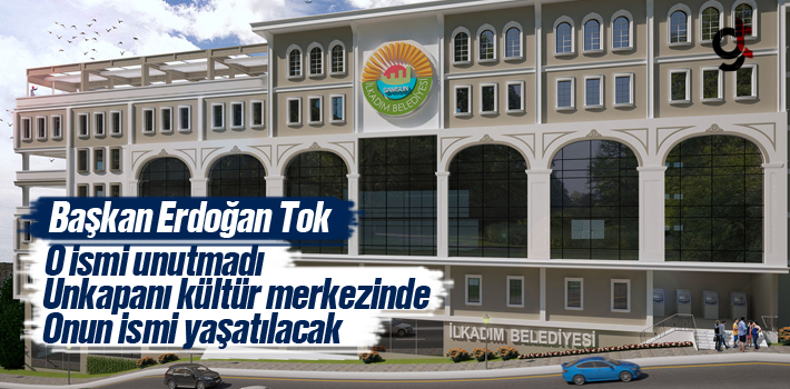 Samsun Unkapanı Kültür Merkezi'nde Murat Göğebakan'ın İsmi Yaşatılacak