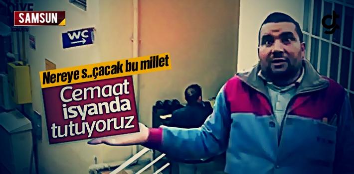 Samsun'da Cami Tuvaletleri Ücretleri İsyan Ettirdi