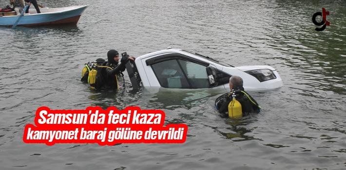 Samsun'da Feci Kaza: 1 Ölü