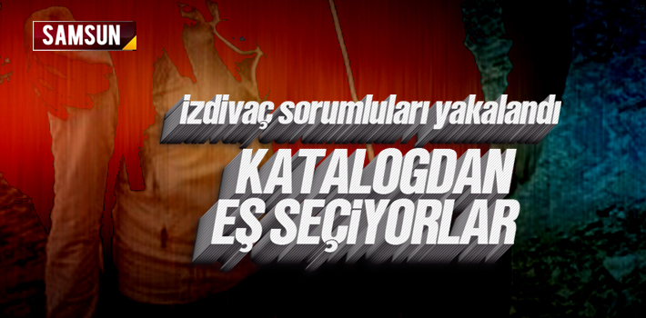 Samsun'da FETÖ'nün İzdivaç Sorumluları Yakalandı
