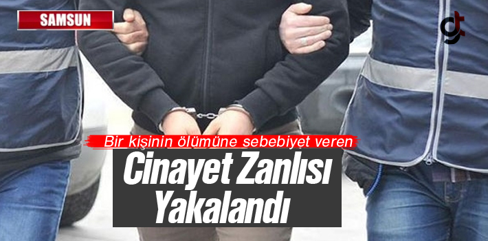Samsun'da Gazinoda Cinayet