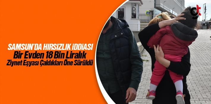 Samsun'da Hırsızlık İddiası
