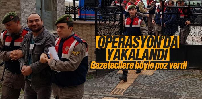 Samsun'da Silah Kaçakçılığı Yapanlara Jandarma Operasyonu