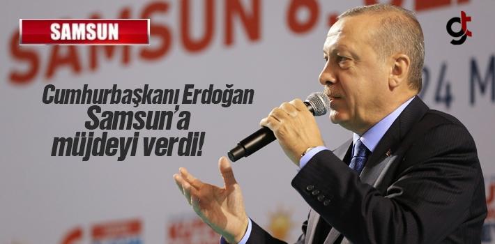 """Samsun'un 2. Devlet Üniversitesi """"Samsun Üniversitesi"""" Açılacak"""