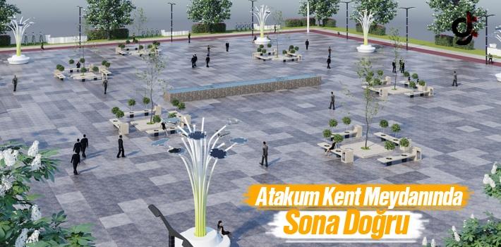 Samsun'un En Büyük Kent Meydanı