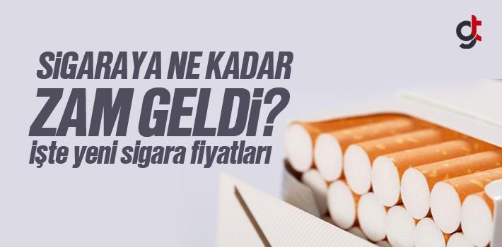 Sigaraya Zam Geldi Mi? 2018 - 2019 Sigara Fiyatları, Sigaraya Ne Zaman Zam Gelecek, En Ucuz Sigara Hangisi?