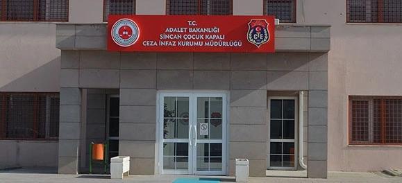 Sincan Cezaevi Karıştı! Sincan Çocuk Kapalı Cezaevinde 10 Gardiyan 7 Çocuk Yaralandı
