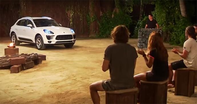 Survivor 2017 Annenize Sorduk Büyük Ödül Oyunu Yarışması Sonucunda Porsche Marka Lüks Otomobil Fiyatı Özellikleri