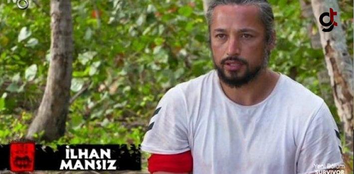 Survivor İlhan Mansız Elendi Mi? İlhan Mansız Oyunlarda Neden Oynamıyor, İlhan Mansız Survivor Video İzle