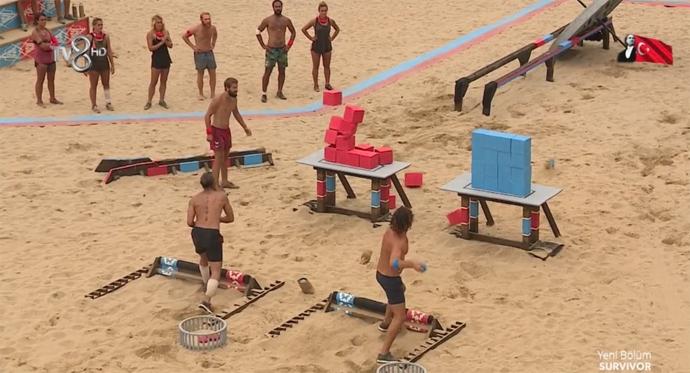 Survivor Türkiye Yunanistan Oyunları İkinci Tur Kim Kazandı 2. Tur Survivor Kazanan Takım TV8 Acun Canlı İzle