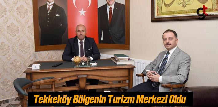 Tekkeköy Kültürel ve Turizm Faaliyetleri İle Örnek Oldu