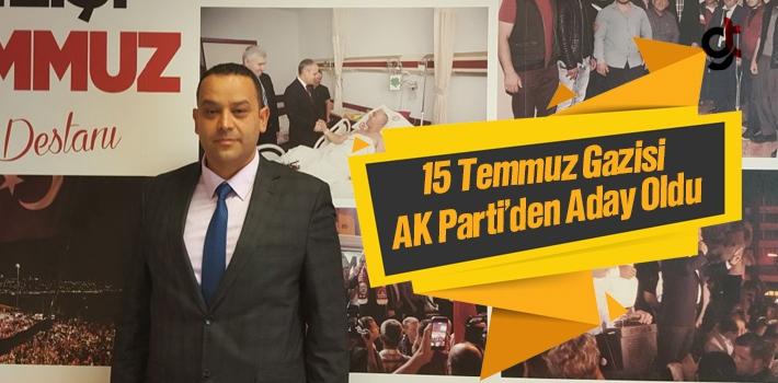 15 Temmuz Gazisi Hakan Karaduman Samsun AK Parti Milletvekili...