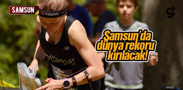 19 Mayıs'ta Samsun'da Dünya Rekoru Kırılacak