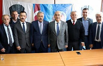 """""""DSP, halkla ittifak halinde seçimlere katılıyor"""""""