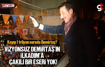 Necattin Demirtaş'ın İlkadım'a Çakılı...