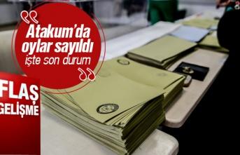 Atakum'da Oylar Yeniden Sayıldı, Yeni Başkan...