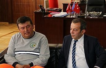 Bolu Belediyesinde işten çıkarmalara tepki