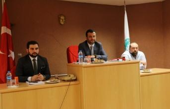Çarşamba Belediye Meclisi toplandı