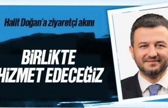 Çarşamba Belediyesi Başkanı Halit Doğan'a...