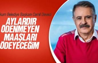 Cemil Deveci, 'İlk İşim Atakum Belediyesi...