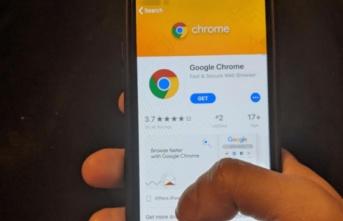 İphone Telefonunuzda Chrome Uygulaması Varsa...