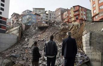 Kağıthane'deevi yıkılan ailelere 745 bin...