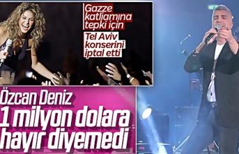 Özcan Deniz'in İsrail Konserine Tepki Yağıyor