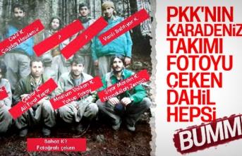 PKK'lı Teröristler Karadeniz'de Barınamıyor