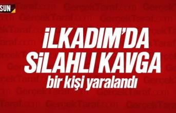 Samsun'da Tespih Yüzünden Silahlı Kavga Çıktı