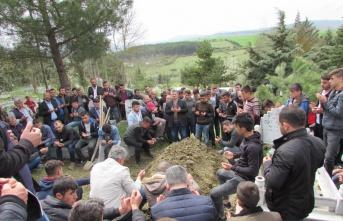 Samsun'daki trafik kazasında hayatını kaybeden...