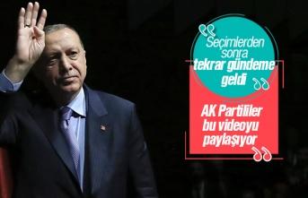 Seçimlerden Sonra AK Partililer Bu Videoyu Paylaşıyor