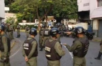 Skandal çağrı sonrası Venezuela'da darbe...