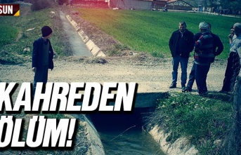 Sulama Kanalına Düşen 1,5 Yaşındaki Kadir Can...