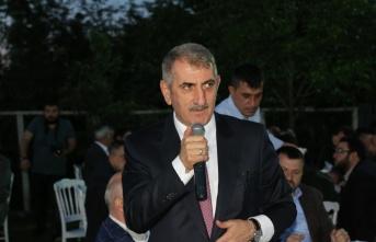 AK Parti Samsun Milletvekili Köktaş'tan iftar verdi