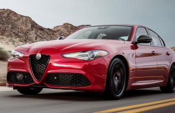 Alfa Romeo Giulia'ya altın madalya