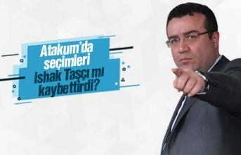 Atakum'da AK Parti'ye seçimi İshak Taşçı...