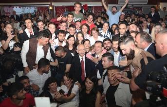 Kılıçdaroğlu, 'Atatürk ülkeyi sadece gençlere emanet etmiştir'