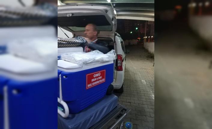 Bağışlanan organlar 5 kişiye umut oldu
