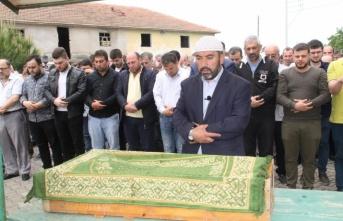 Balkondan düşerek ölen çocuğun cenazesi defnedildi