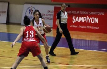 Basketbol: 16 Yaş Altı Kızlar Türkiye Şampiyonası