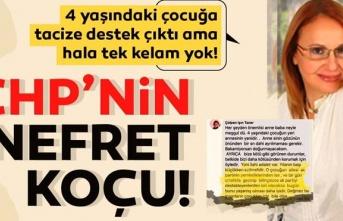 CHP'nin Nefret Koçu Çolpan Işın Taner