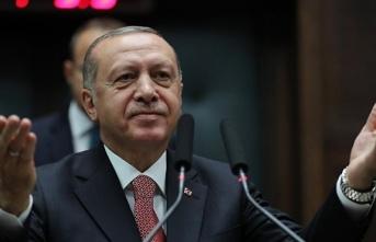 Cumhurbaşkanı Erdoğan 19 Mayıs 2019'da Samsun'da